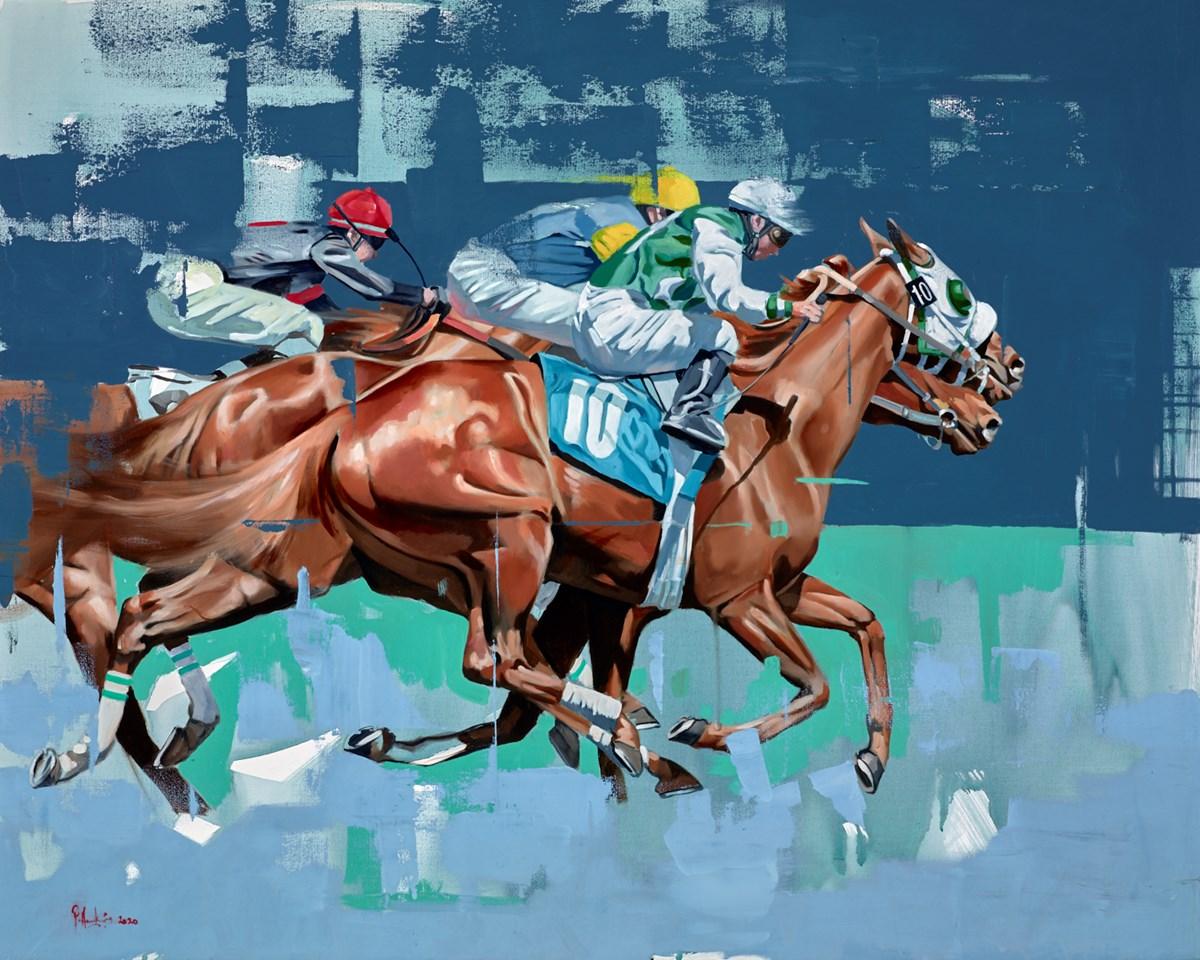 Three Horse Chase
